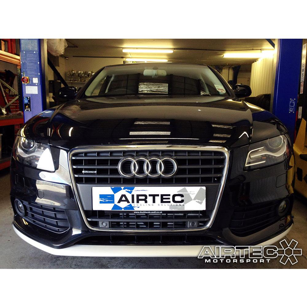 AIRTEC Intercooler Upgrade for Audi A4 B8 2 0 TFSI