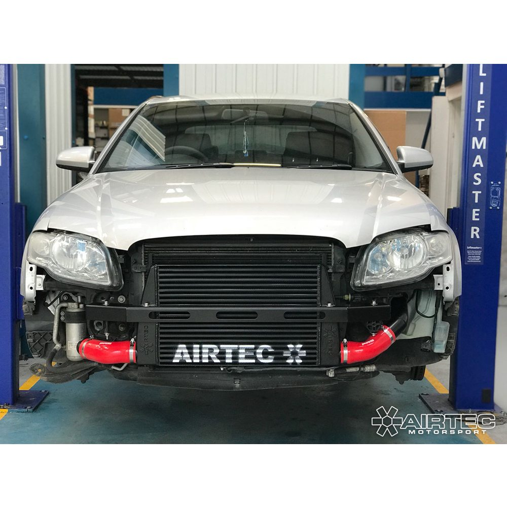 AIRTEC Intercooler Upgrade for Audi A4 B7