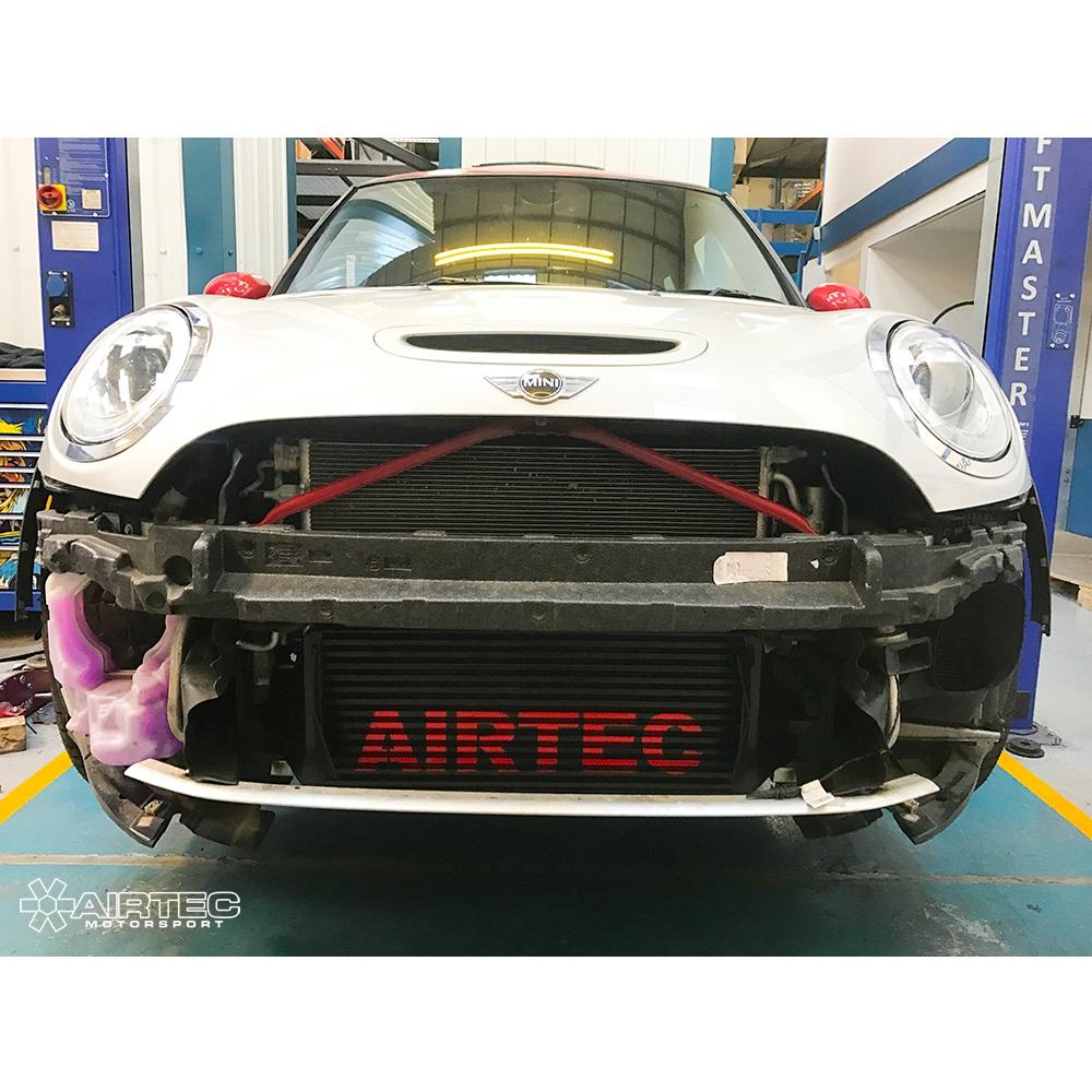 Airtec Intercooler Upgrade For Mini Jcw F56 Airtec