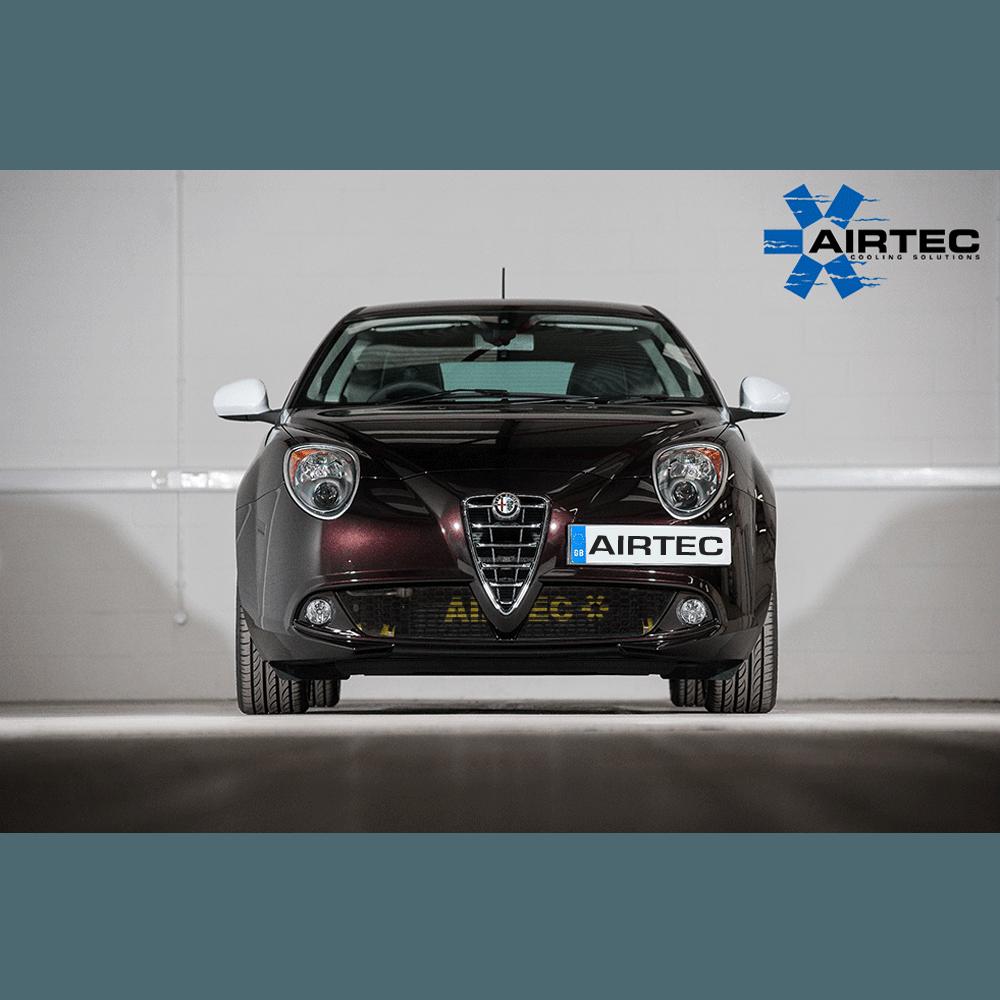 AIRTEC Intercooler Upgrade For Alfa Romeo Mito 1.4