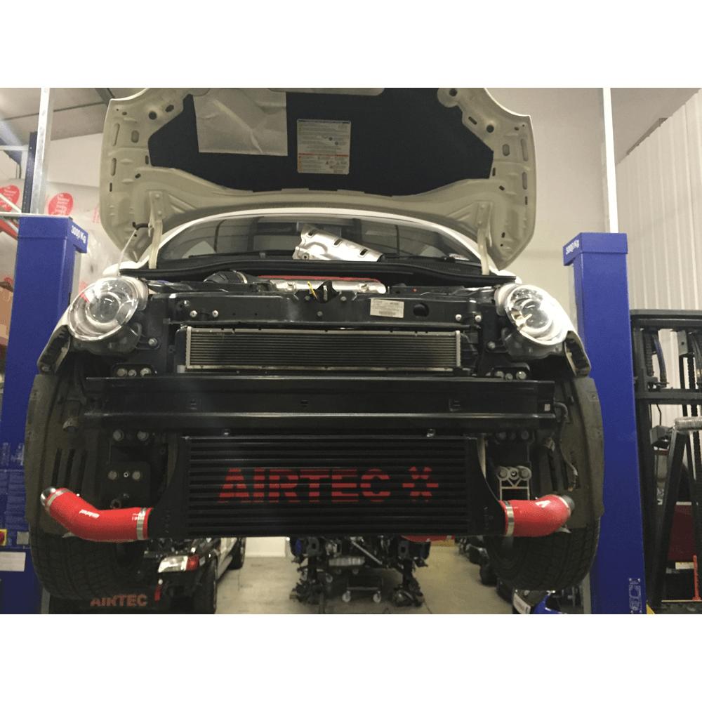 AIRTEC Fiat 500 Abarth 60mm Core Intercooler Upgrade