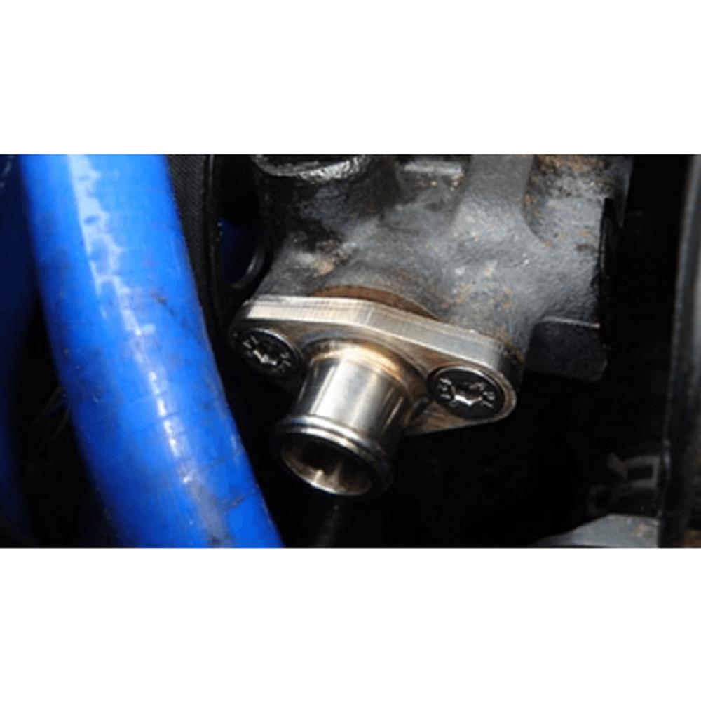 Pro Hoses Power Steering Reservoir Relocation Kit For