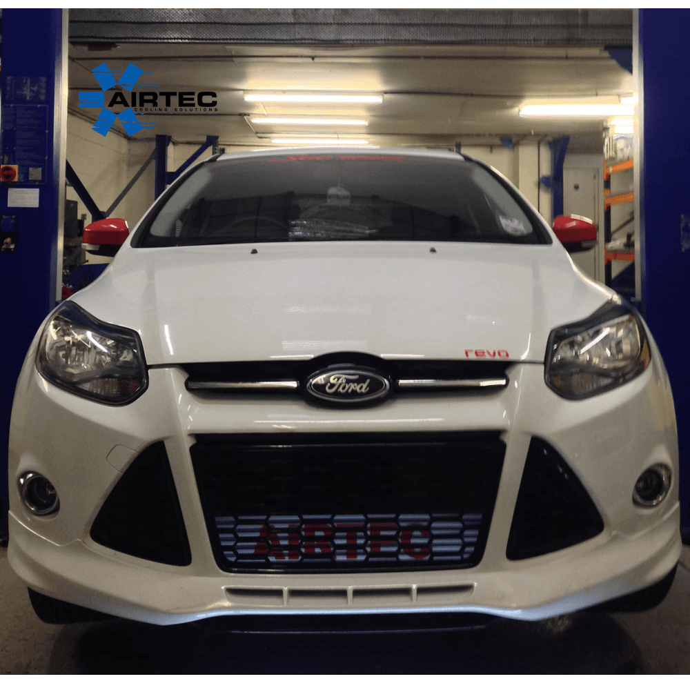 Airtec Intercooler Upgrade For Mk3 Focus Zetec S 1 6 Ecoboost