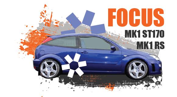 Focus MK1 ST170 & MK1 RS