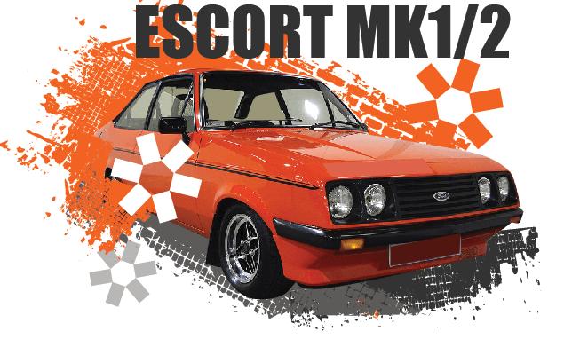 Escort MK1 & 2