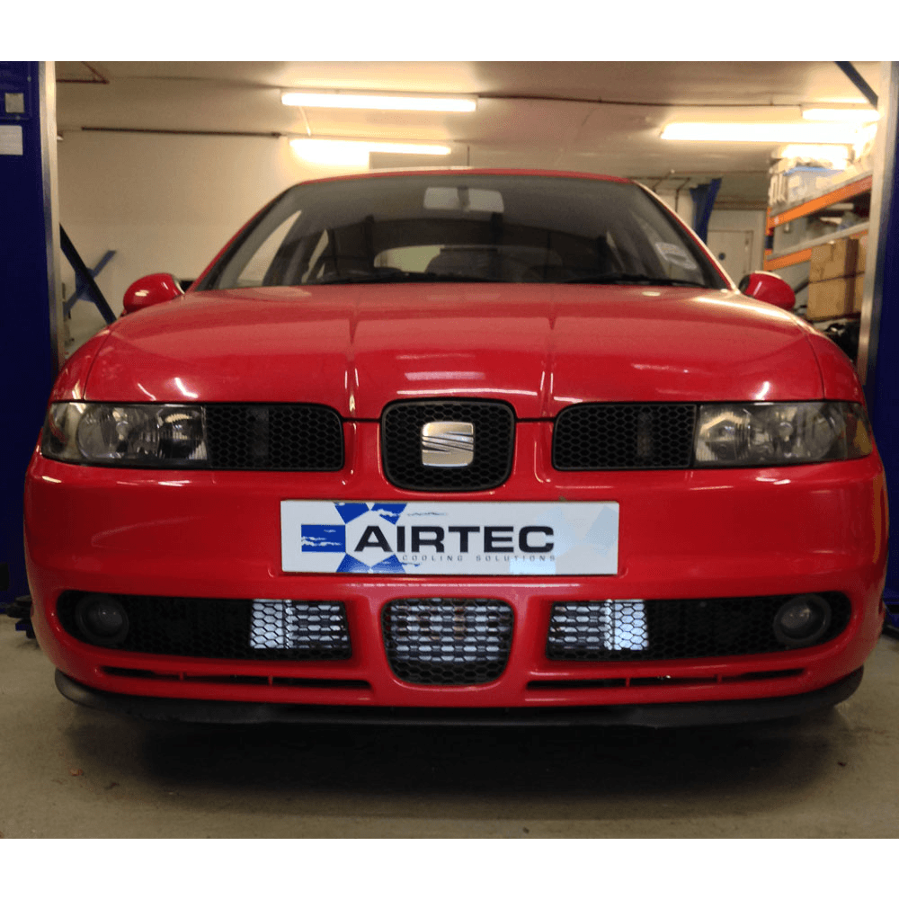 airtec intercooler upgrade for seat leon mk1 150 diesel airtec. Black Bedroom Furniture Sets. Home Design Ideas