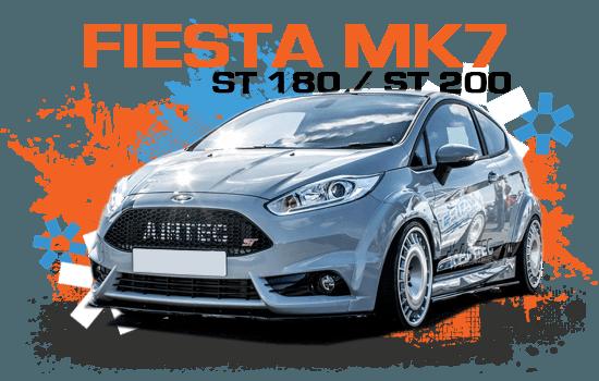 Fiesta MK7 ST 180