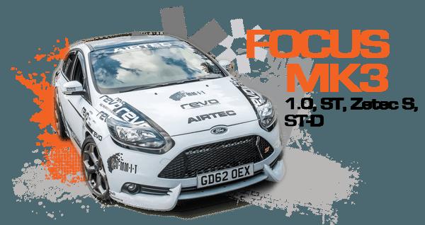 Focus MK3 - 1.0, ST, Zetec S, ST-D
