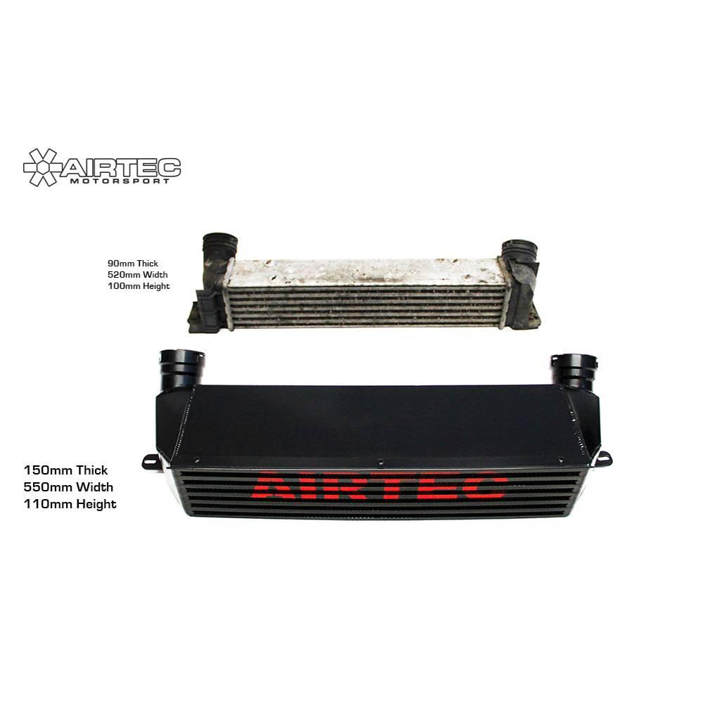 AIRTEC Motorsport Intercooler Upgrade for BMW 1 and 3 Series Diesel