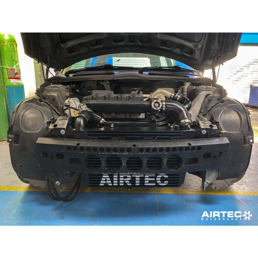 Airtec Intercooler And Radiator Package For Mini R53